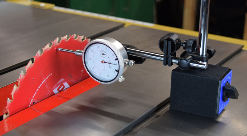 Tune-Up Your Table Saw