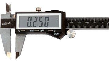 EZcal Calipers with Large Display