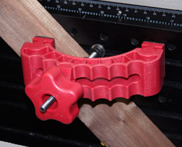 T-track Knuckle Clamp