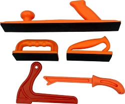 Safety Push Block Stick Set